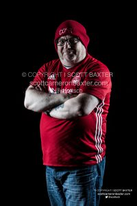 Commercial Photography with Aberdeen FC by scottcameronbaxter.com