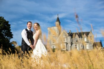 Ardoe House Aberdeen Wedding Venue